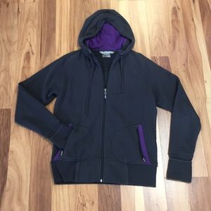 Athleta size large zip up
